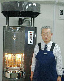スリーズコーヒー 代表取締役 鎌倉 弘